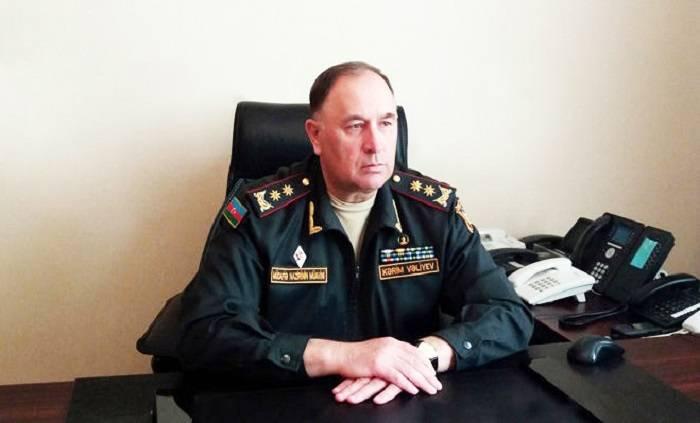 General-leytenant Kərim Vəliyevin anası Leyla xanım dünyasını dəyişib    QAZAX